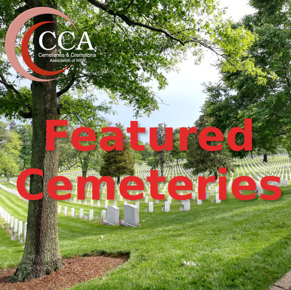 CCANSW Featured Cemeteries