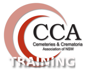 CCANSW training partnership promotes safe work practices in cemeteries