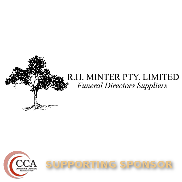 CCANSW Supporting Sponsor RH Minter