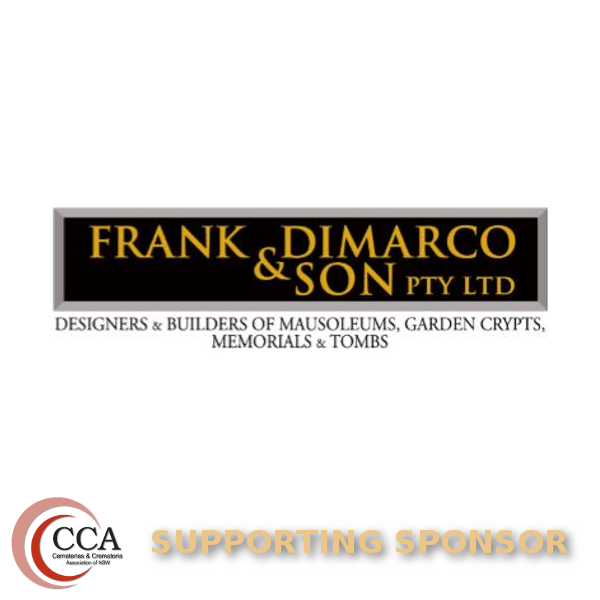 CCANSW Supporting Sponsor F. Dimarco
